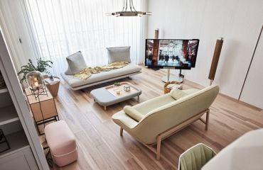 Kiến trúc sư tư vấn thiết kế căn hộ 50m² ấm cúng cho người trẻ độc thân