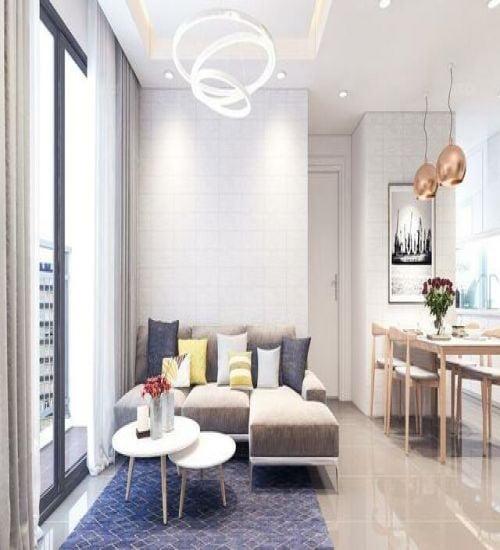 Thiết kế nội thất chung cư Skylake Phạm Hùng