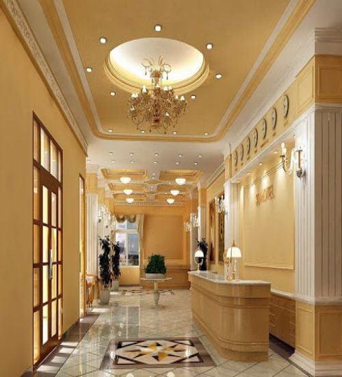Thiết kế nội thất khách sạn 3 sao Sapa Paradise