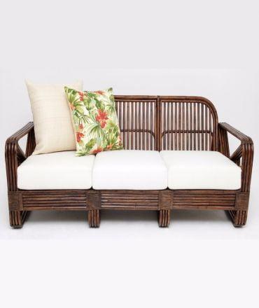Sofa Mây Pretzel (3 Seat)